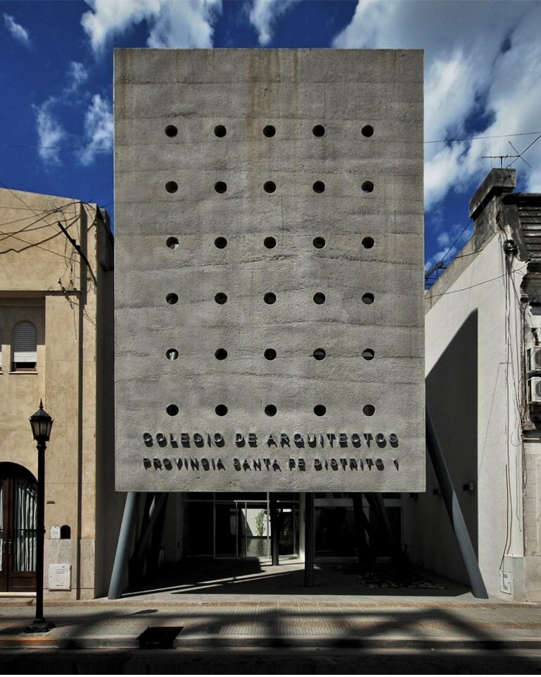 Sede Colegio de Arquitectos